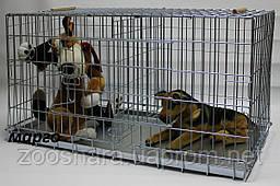 Лори клетка ВОЛК-ДУЭТ для собак/Лорі Вовк-Дует