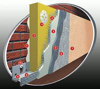 Фасадна система теплоізоляції Revco