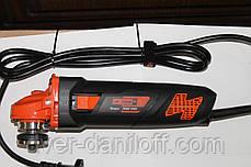 Угловая шлифовальная машина Дніпро-М МШК-1000, фото 3