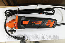 Угловая шлифовальная машина Дніпро-М МШК-1000, фото 2