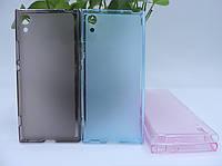 TPU чехол Tokyo для Sony XA1  (4 цвета)