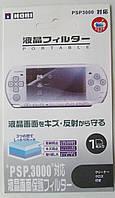 Защитная пленка для экрана PSP,Screen Protector PSP HORI
