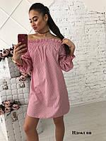 Платье женское лен  Идеал ян