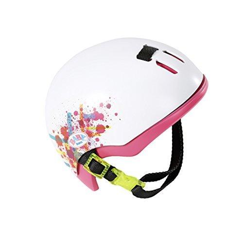 Шлем велосипедный для куклы Беби Борн Baby Born Zapf Creation 823729