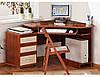 Комп'ютерний стіл 1.43 х 0.9 м з тумбою СК-3740