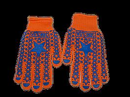"""перчатки """"Звезда""""(10 разм) очень плотная/10 пар/240 пар в уп./"""