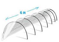 Домашняя теплица Подснежник 6 метров