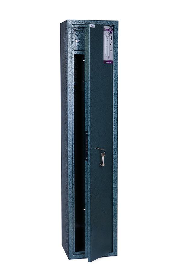 Оружейный сейф Е126К.Т1.6006, для 2 ружей, 21 кг
