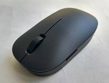 Мышка мышь беспроводная Xiaomi mouse 2 Black