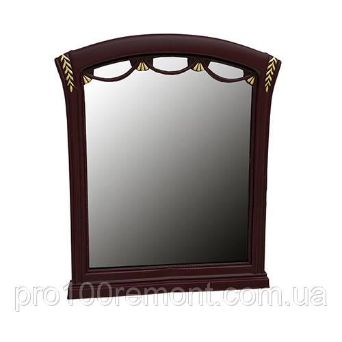 Зеркало РОСЕЛЛА перо рубино от Миро-Марк