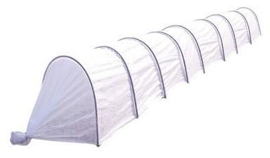 Арочная теплица Подснежник 8 метров