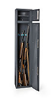 Оружейный сейф Barett, 300х1500х200, 22 кг, фото 1