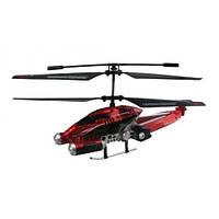 Р/у вертолет аккумуляторный металлический с гироскопом