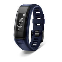 Фитнес-браслет, Garmin vivosmart HR Blue  Regular