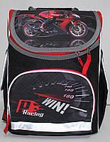 Ранец-Рюкзак школьный каркасный ортопедический Kite GO17-5001S-8  ж