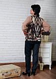 """Блуза женская  из шифона """"Арина"""". От производителя - швейная фабрика., фото 2"""