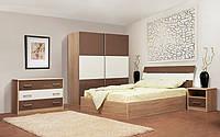 """Двуспальная кровать """"Элегант"""" 160 с подъемным механизмом"""