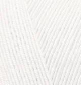 Alize Merino Stretch - 55 белый