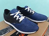 Кожаные летние кроссовки Lacoste
