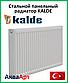 Стальной радиатор Kalde боковое подключение 22k 500*2000, фото 2