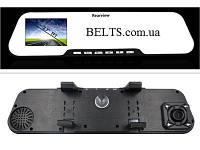 Зеркало заднего вида с видеорегистратором, автомобильное устройство  2 в 1 (регистратор зеркало)