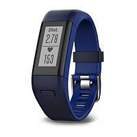 Фитнес-браслет, Garmin vivosmart HR+ Blue  Regular