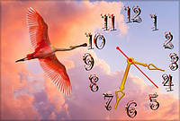 Часы настенные Z74 30х45 см