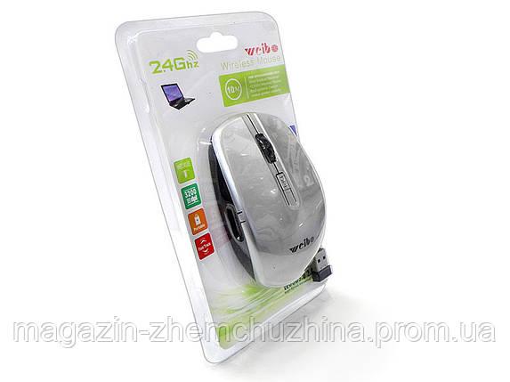 Компьютерная мышь беспроводная B6-RF-2808 Weibo!Акция, фото 2
