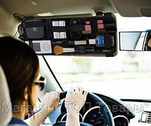 Органайзер для мелких предметов в авто Vehicle Storage Plate!Опт, фото 3