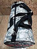 Спортивная Дорожная Камуфляж сумка только ОПТ/СПОРТ Спортивная дорожная сумка, фото 3