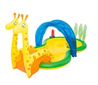 Детский надувной игровой центр Bestway 53060