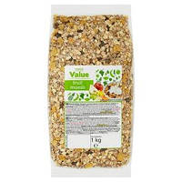 Мюсли Value Fruit Muesli 1 кг (Польша)