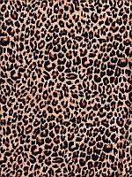 Штаны для дома ТМ Turteks T6008-2 леопард коричневый