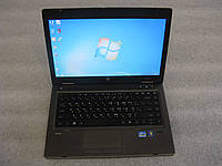 14' ноутбук HP ProBook 6460b i5 2.5GHz 4GB 320GB АКБ 3ч #468