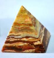 Пирамида, оникс, Н6 см, Изделия из оникса, Днепропетровск