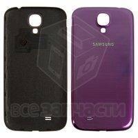 Задняя крышка батареи для мобильных телефонов I9505 Galaxy S4, фиолетовая