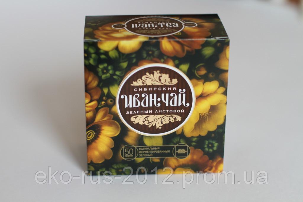 Иван-чай листовой 50г.