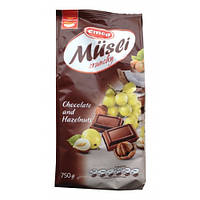 Мюсли Musli crunhy Chokolate and Hazelnuts 750 г