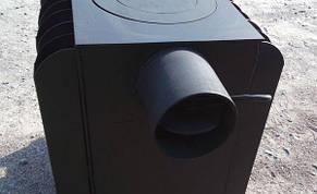Буржуйка длительного горения Батарея, фото 3