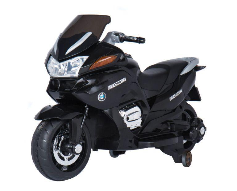 Эл-мобиль T-726 BLACK мотоцикл 6V7AH