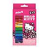 Пластилин мягкий 12 цветов 200г Hello Kitty HK17-086