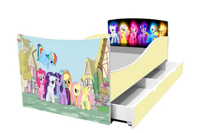 Кровать my little pony