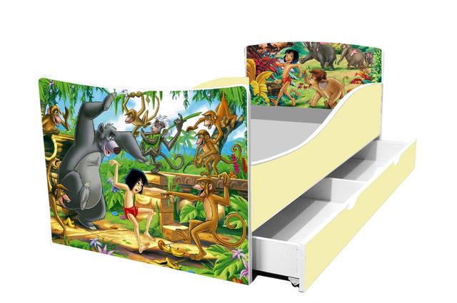 Кровать Маугли