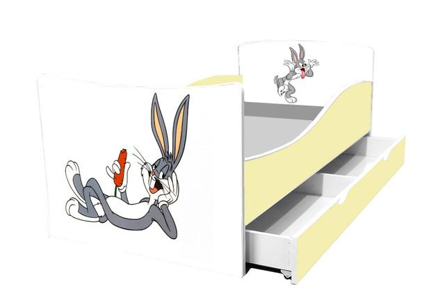 Кровать bugs bunny
