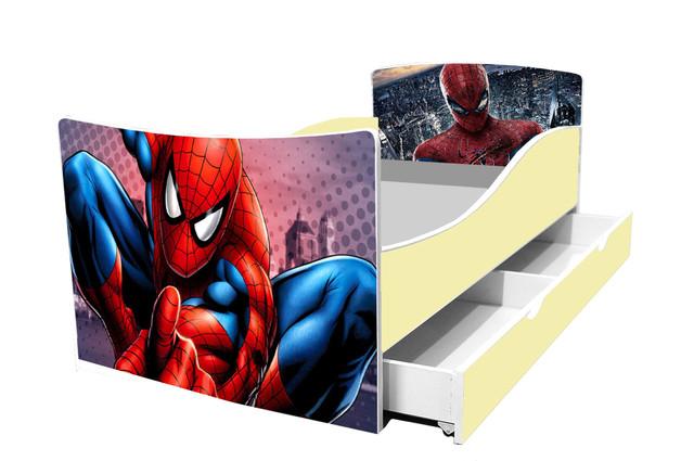 Кровать Спайдермен