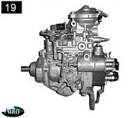 Топливный насос Mitsubishi Galant 1.8 2.0 TD 88-93г