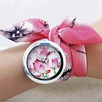Женские часы SUMMEER с тканевым ремешком