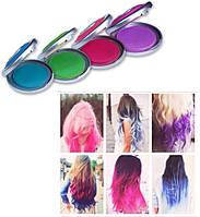 Цветные мелки для волос Hot Huez. Уценка!