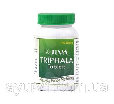 Jiva Triphala / Трифала - для  очищения организма 120 т