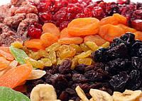 Сухофрукты, цукаты